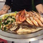piatto misto pesce